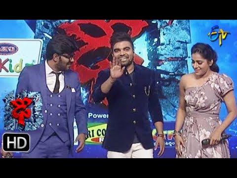 Sudheer   Rashmi   Funny Joke   Dhee 10   11th July 2018   ETV Telugu