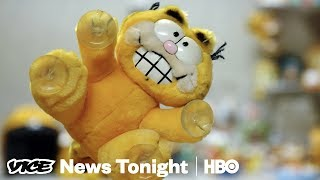 It's Garfield's 40th Birthday So We Talked To Creator Jim Davis (HBO)