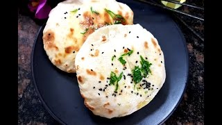 Toaster Naan Recipe In Hindi | Toaster Naan Without Tandoor | How To Make Toaster Naan Recipe