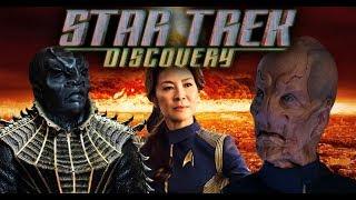 Что будет в Star Trek Discovery?