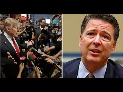 BREAKING! TRUMP JUST ANNOUNCED WHAT HE'S DOING TO COMEY IT'S ABOUT TIME!
