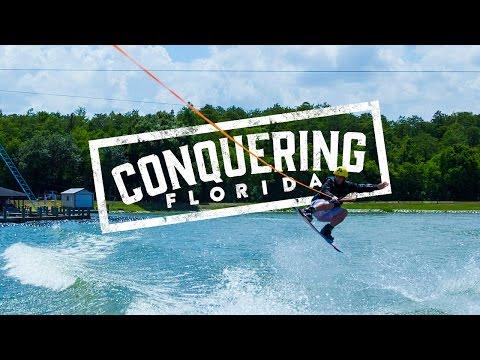 Conquering Florida: Wakeboarding in Orlando