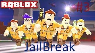 Roblox| JailBreak#3| CZ