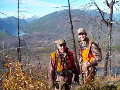 Hunting Montana's Bob Marshall Wilderness With Salmon Forks Outfitters