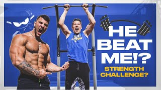 WHO IS STRONGER!? - Strength Challenge w/ @Bryton Myler & NinjaKidzTV (Part #2)