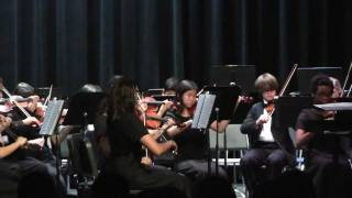 Dance of the Harlequins - 2011 Fall Concert - Akash Violin
