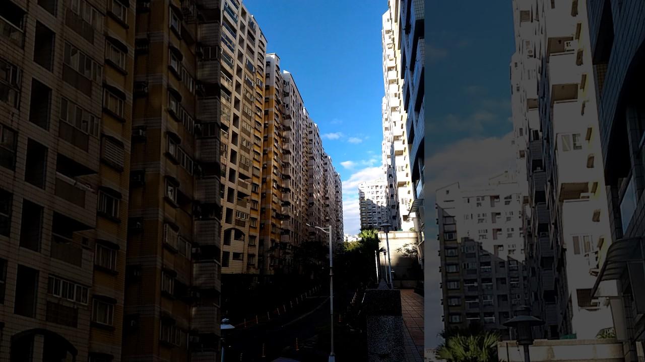 基隆八斗子山海觀社區之美 part 4 - YouTube