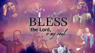 (Lyrics) 10,000 Reasons - Blęss the Lord - DON MOEN, HILLSONG, Lauren Daigle, Caleb & Kelsey