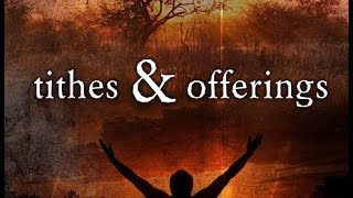 TITHES & OFFERINGS | DAVID LAMB | 2015