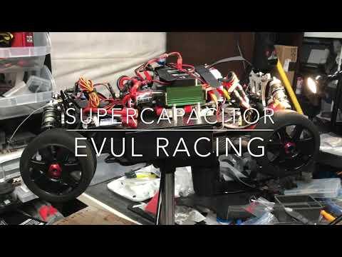 24 Horsepower  SUPERCAR / EVUL SUPERCAPACITORS