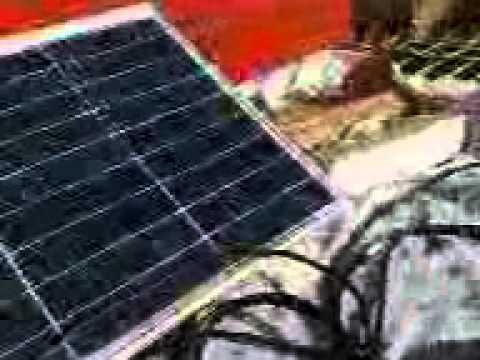 Solar Lemp  | Shahbaz Sharif`s Prize | Solar Home System |  ZTE