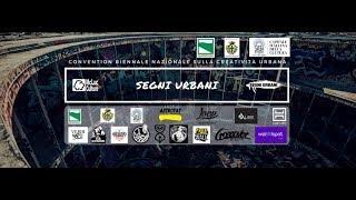 Segni Urbani edizione 2018 Convention Nazionale Biennale sulla Creatività Urbana. By McLuc Culture