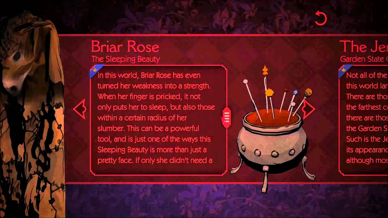 briar rose analysis
