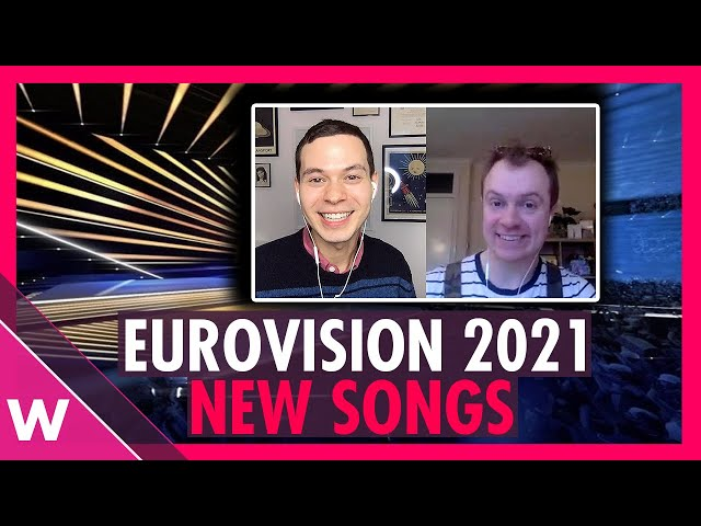 Eurovision 2021: New songs required, same artists allowed by EBU