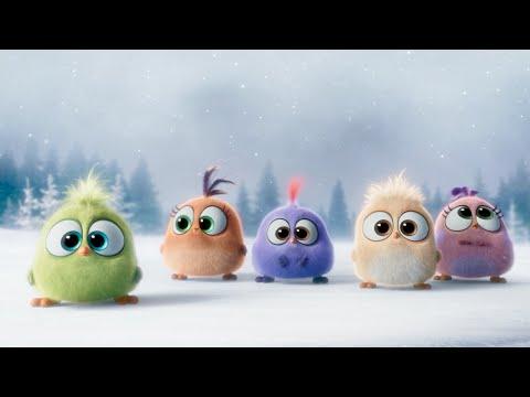 Phim Angry Birds-Bài hát giáng sinh cực đáng yêu của những bé chim non