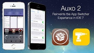 Auxo 2: Reinvents the App Switcher Experience in iOS 7 Video