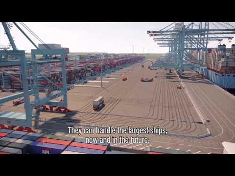Welcome to APM Terminals Maasvlakte II