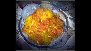 Tasty Bharwan Tinda Recipe | Stuffed Tinda Recipe