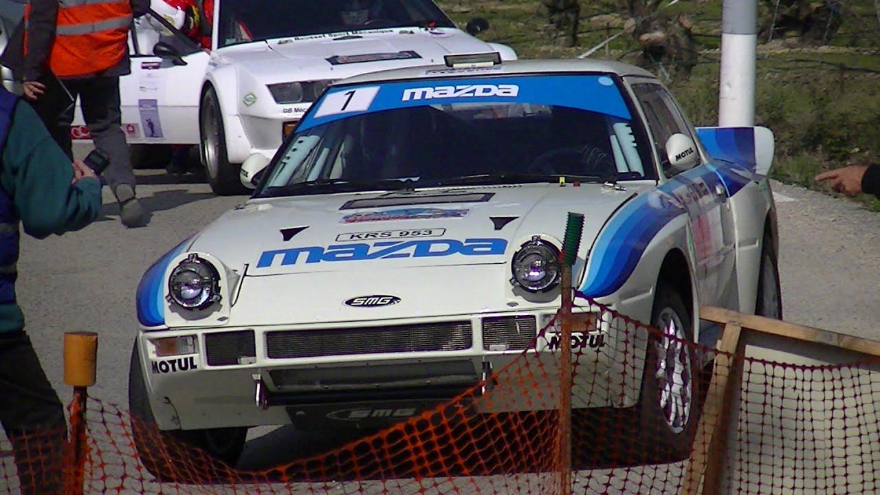 Rallye orange ventoux 2018