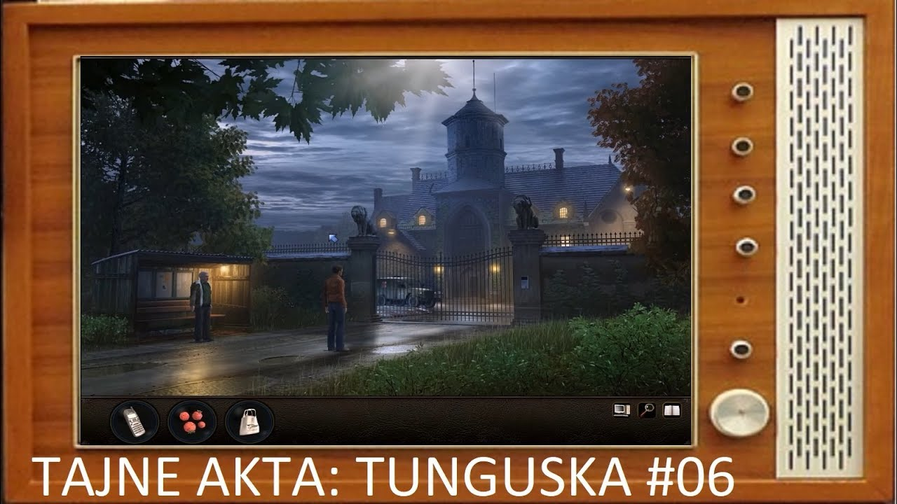 Zagrajmy w Tajne akta: Tunguska [#6]: Katastrofa