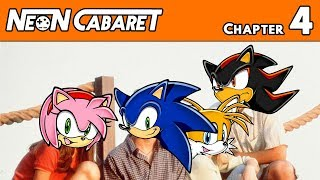 Sonic High School - Chapter 4 | Neon Cabaret