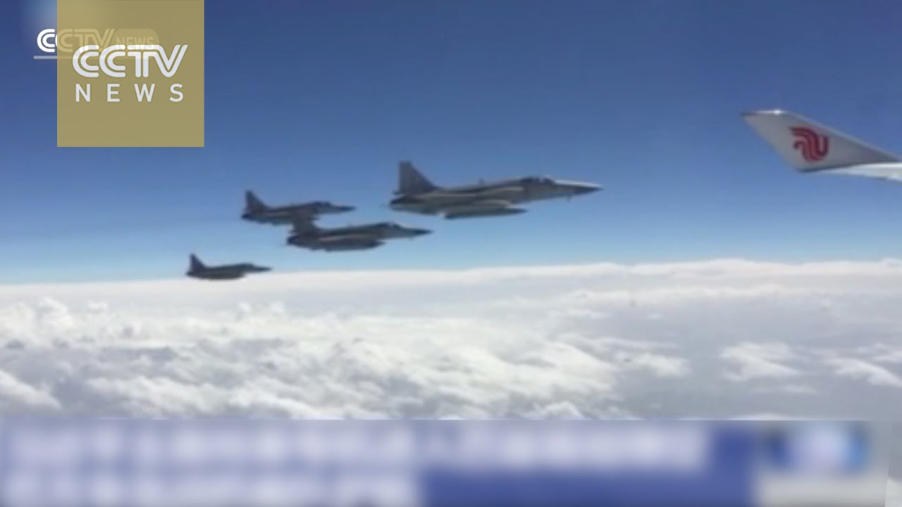 Exclusive: Pakistani Air Force sends fighter jets to escort Chinese  president's plane