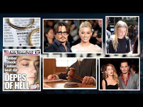 Amber Heard Says She Feared Johnny Depp Might Kill Her