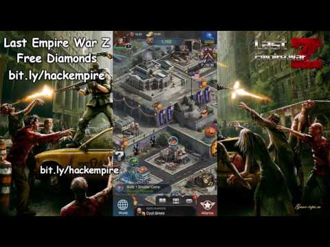 Last Empire War Z Hack (android/ios) ! Free And UNLIMITED Diamonds | No Survey!