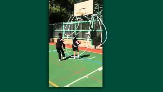 籃球5- 如何繞過敵方球員?