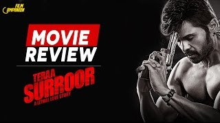 TERAA SURROOR | Movie Review | Anupama Chopra