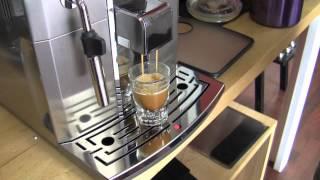 מכונת קפה Saeco Syntia