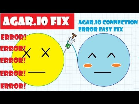 Agar.io (Agario) - Cannot Connect to Server Easy Fix