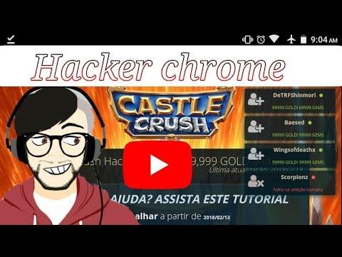 Castle Crush  Hacker Chrome Android E Ios (pacno Games)