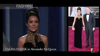 OSCAR 85th ANNUAL ACADEMY AWARDS Celebrities Style February 24th 2013 by Fashion Channel
