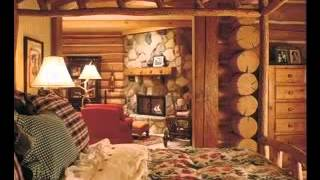 Cabin Bedroom Design Decorating Ideas
