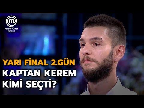 Yarı Finalde Takımlar Belli Oldu! | Yarı Final | MasterChef Türkiye