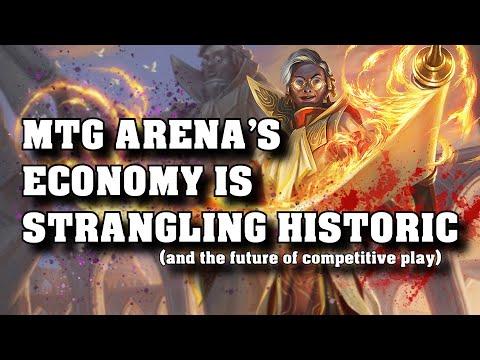 MTG Arena's Economy