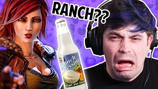 MYSTERY SODA CHALLENGE | Borderlands 3