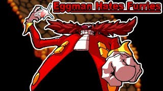 Eggman Hates Furries | Boiling Mad! (Sonic Fan Games)