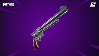 Fortnite Battle Royale! NEW Six Shooter WEAPON! PATCH NOTES v6.20