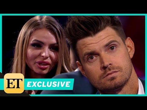 WATCH: Luke Pell is Ice Cold to Emotional Stassi on 'Bachelor Winter Games' Reunion (Exclusive)