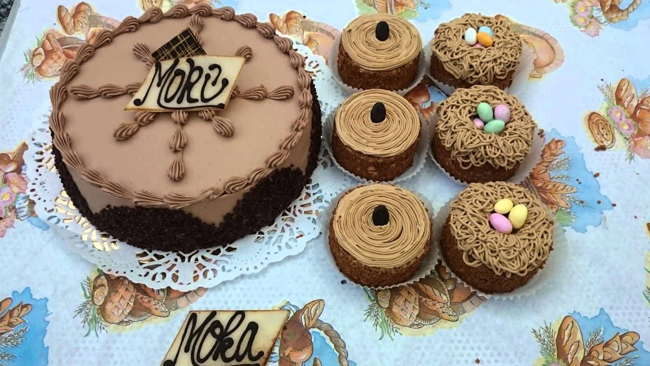 Stage 10 moka chocolat et nids 2016 youtube - Recette nid de paques au moka ...