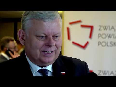Sekretarz Stanu Marek Suski podczas XXIV Zgromadzenia Ogólnego ZPP