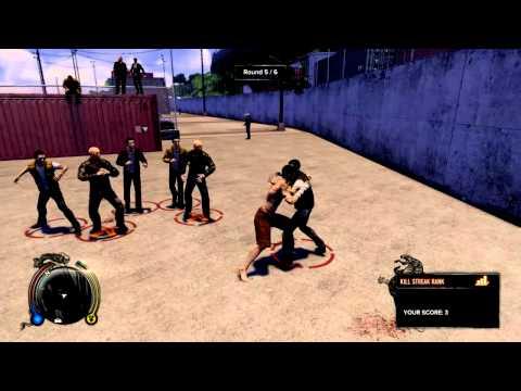 Sleeping Dogs - Tony Jaa Fight Club