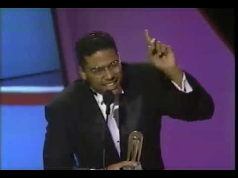Al B. Sure! Soul Train Awards 89 Best New Artist