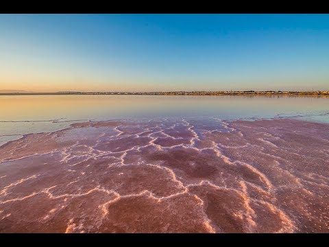 Places to see in ( Alicante - Spain ) Las Salinas de Torrevieja