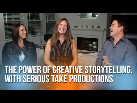 212: The Power of Creative Storytelling, with Serious Take Productions