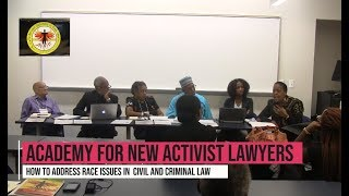 NCBL Academy for New Activist Lawyers