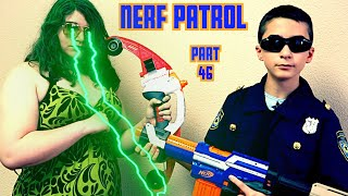 Nerf Patrol Battles Medusa Part 46