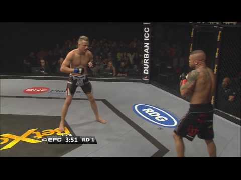 Free Fight: Martin van Staden vs Jeremy Smith